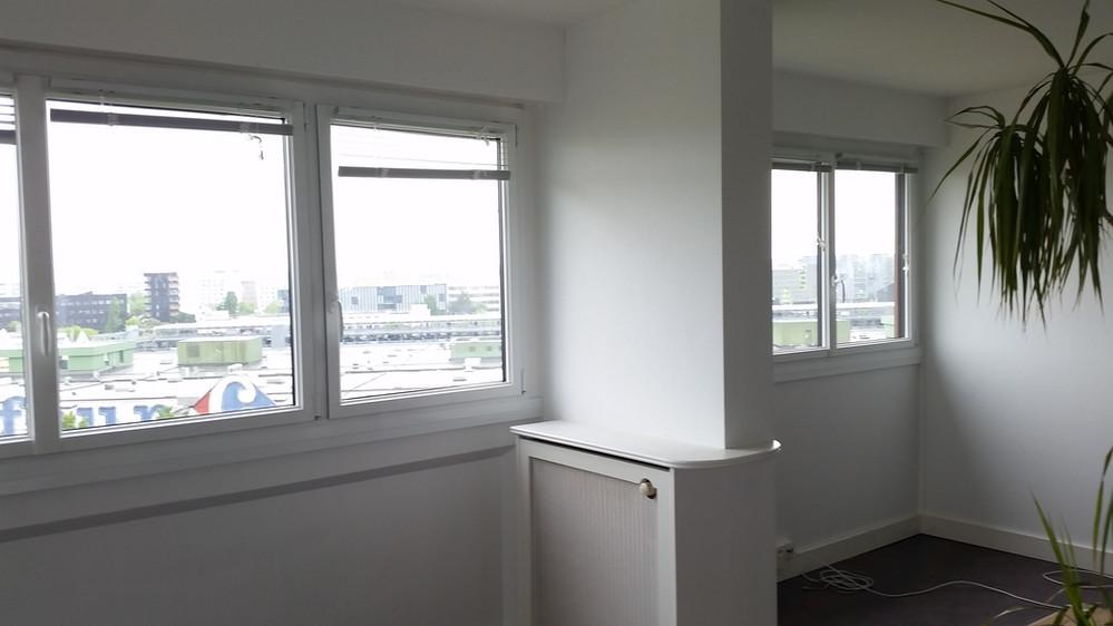 Fenêtre à la francaise aluminium