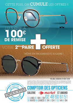 VISUEL OPTICIEN ST AMAND