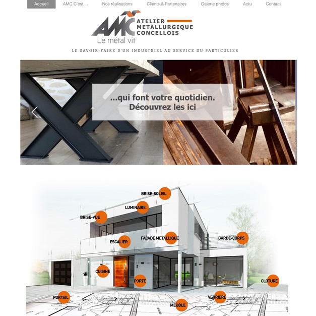 AMC44 Metallurgie