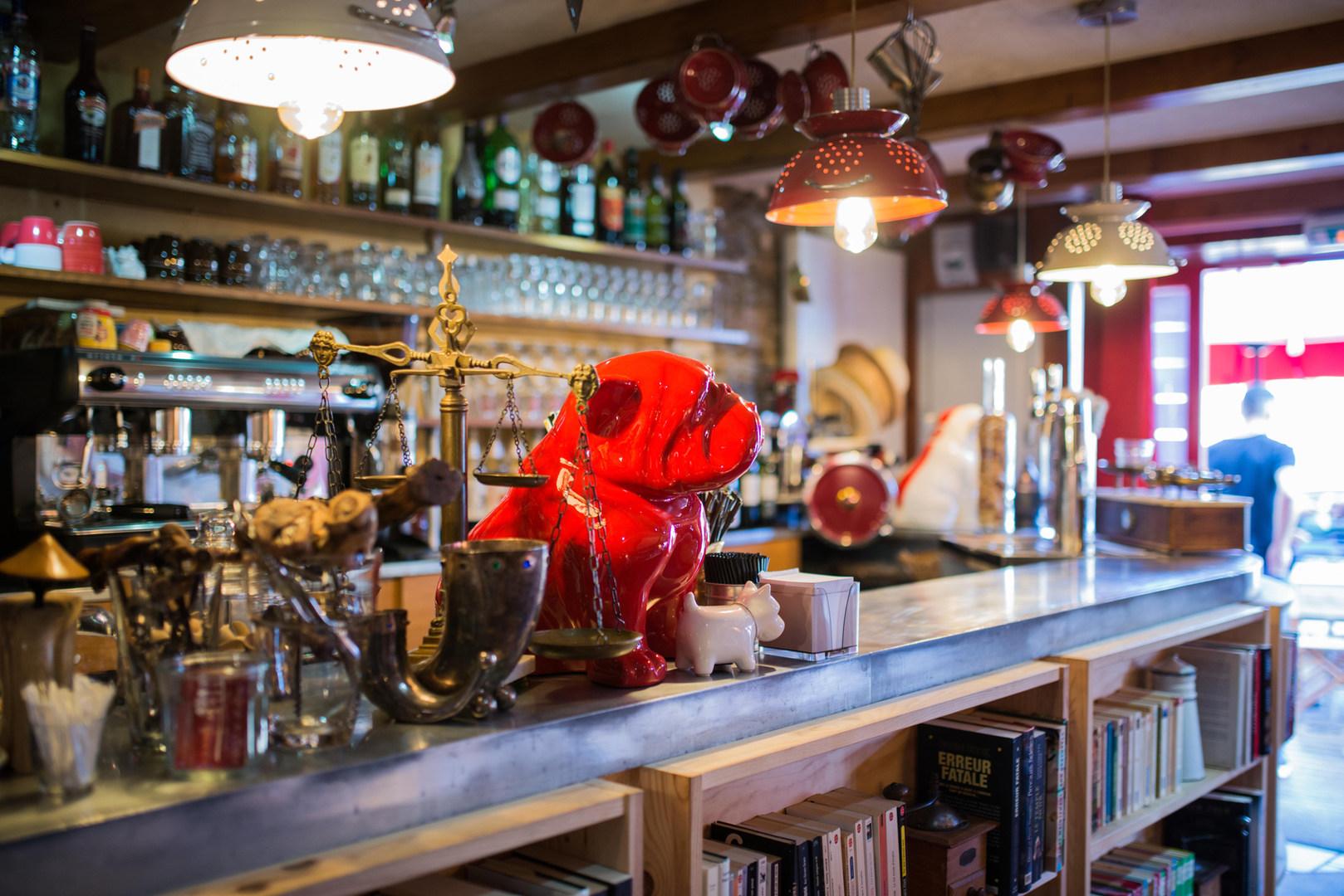 Le Bar de l'Auberge de l'Erdre