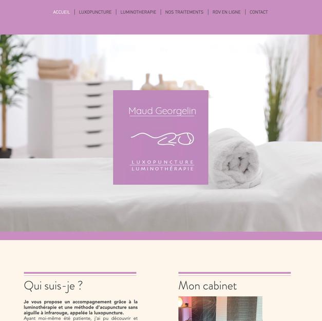 la luxopuncture par Maud