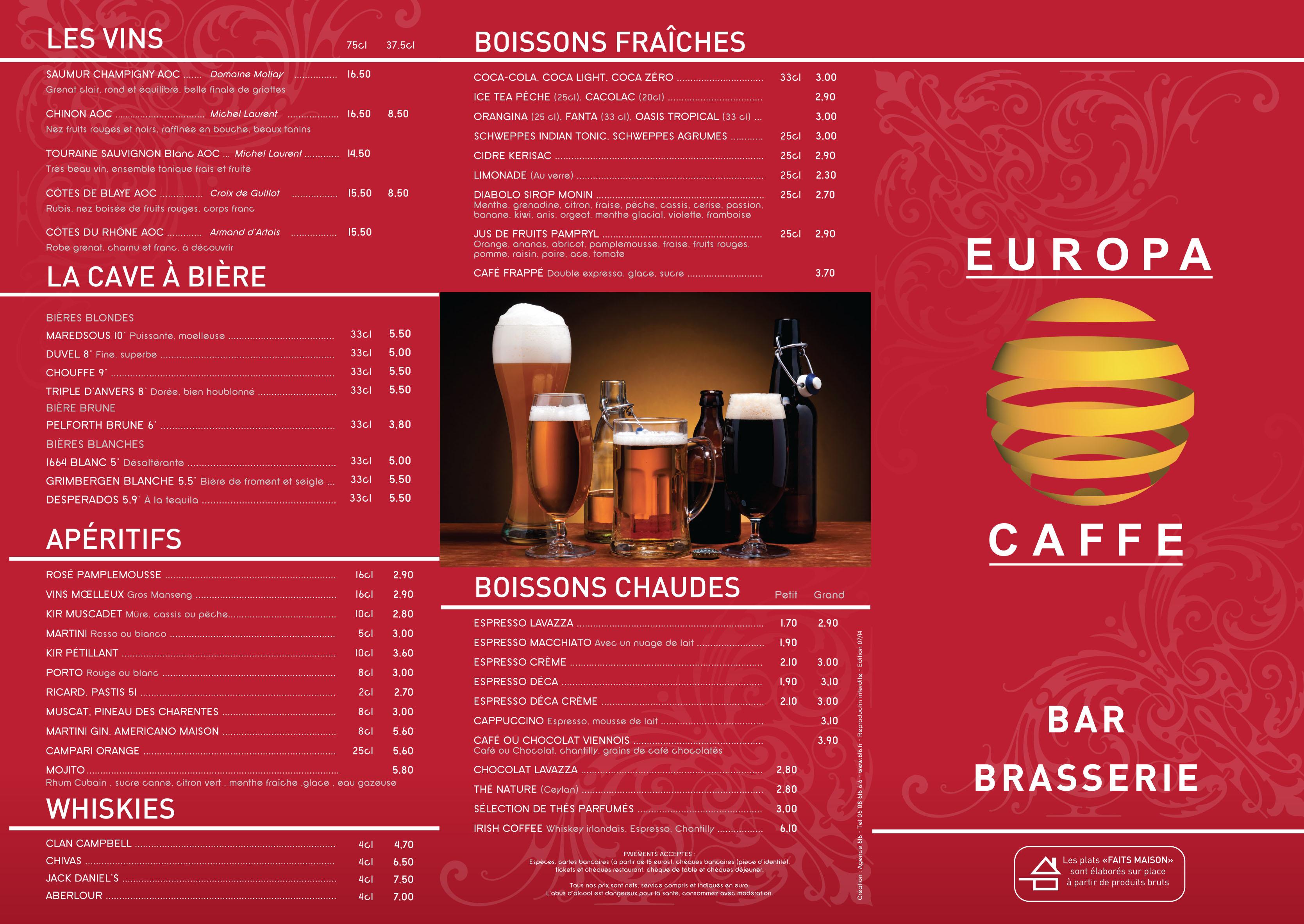 Europa Caffee