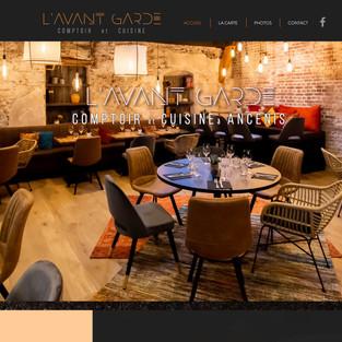 Restaurant l'Avant Garde