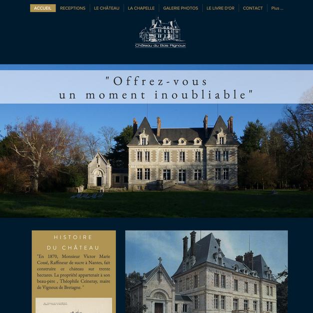 Le Château le Bois Rignoux