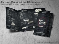 LE ROND DE SERVIETTE
