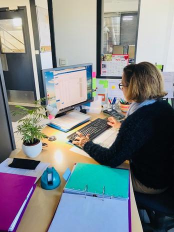 Catherine - secrétaire comptable