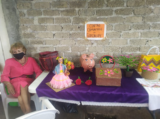 Ofrecen Centros Comunitarios de Iguala, Cursos y Talleres de manualidades