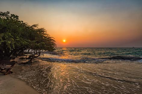 Sangthain Beach