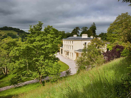 A weekend at Agatha Christie's Devonshire home Greenway