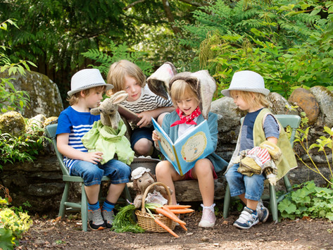 Gruffalo, Peter Pan and Katie Morag in new storybook trail for Scotland