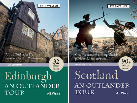 Out now – Outlander Travel Guides