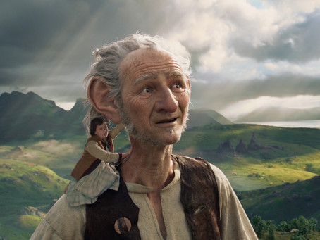 Eagle spotting in the land of giants – Skye and the BFG