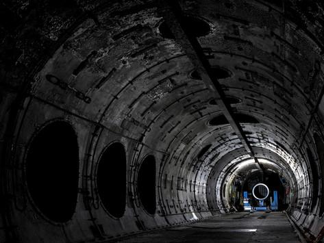 Jurassic World: Fallen Kingdom and the eerie postwar jet engine site