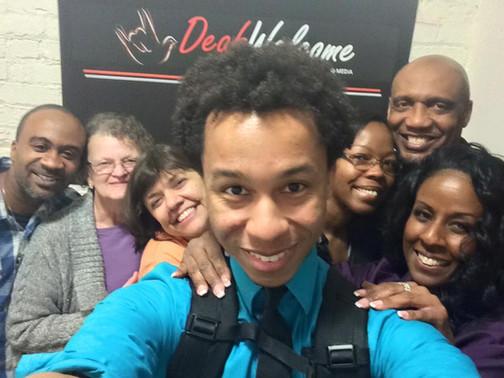 Deaf Welcome Team
