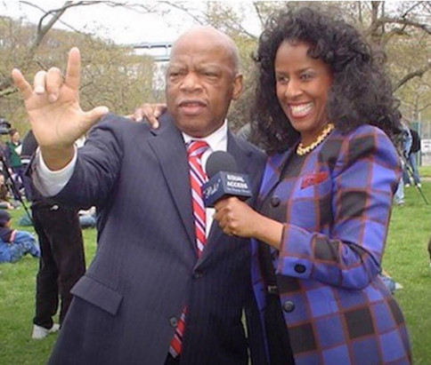 Civil Rights Hero Congressman John Lewis