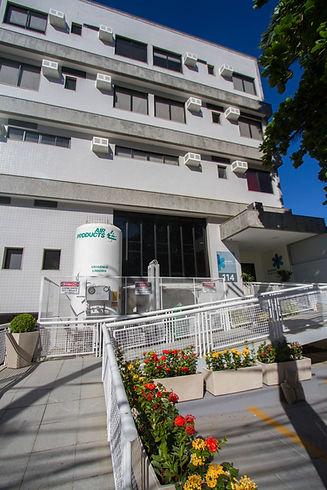 Fachada Centro Cirúrgico Barra da Tijuca
