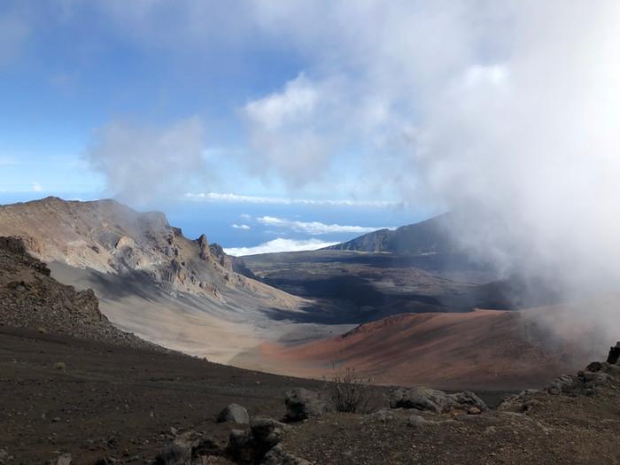 Training hike #2- Haleakala