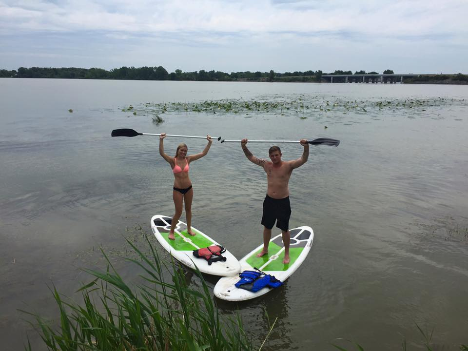 Paddleboard Rental Shop Port Clinton