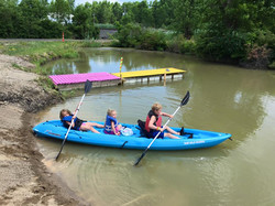Kayaking Port Clinton, Ohio