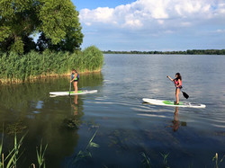 Paddleboard Yoga Port Clinton, Ohio