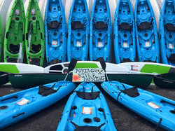 Kayak & Canoe Rental Shop