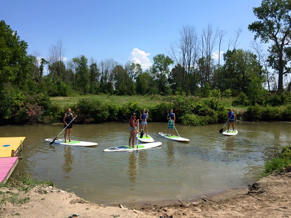 Paddleboard Rentals Lake Erie