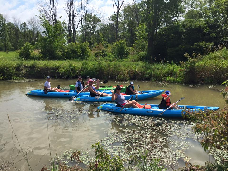 Tandem Kayak Rentals Port Clinton