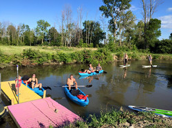 Kayaking Northwest Ohio