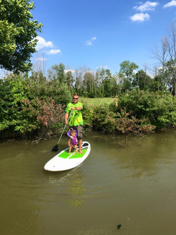 Paddle Board Rentals Port Clinton