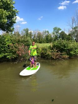Paddle Board Rentals Port Clinton