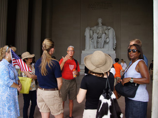 Memorial Walking Tour