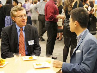 DC Reception for HKS New Admits