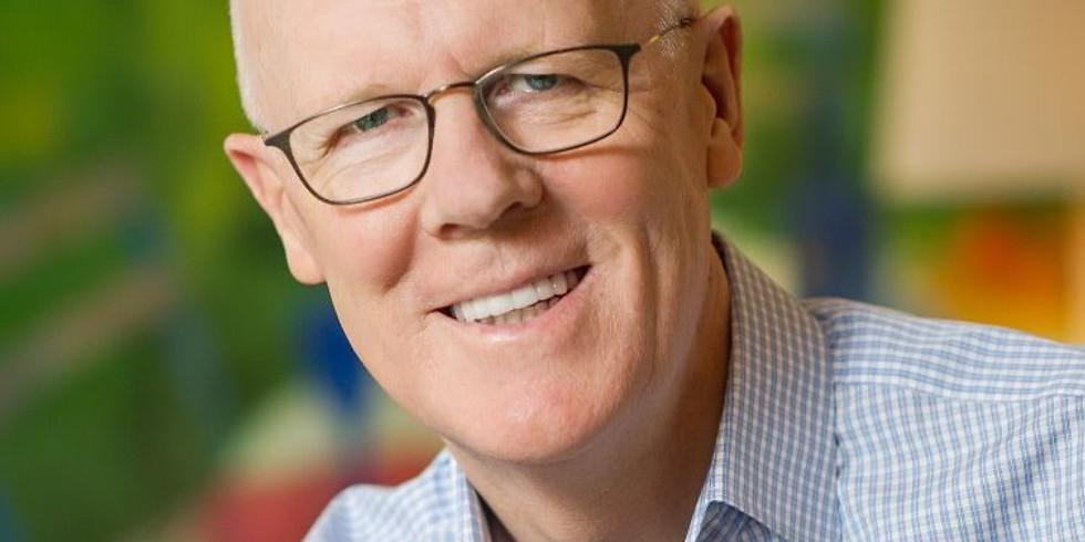 Meet the Author:  Nick Lovegrove on The Mosaic Principle