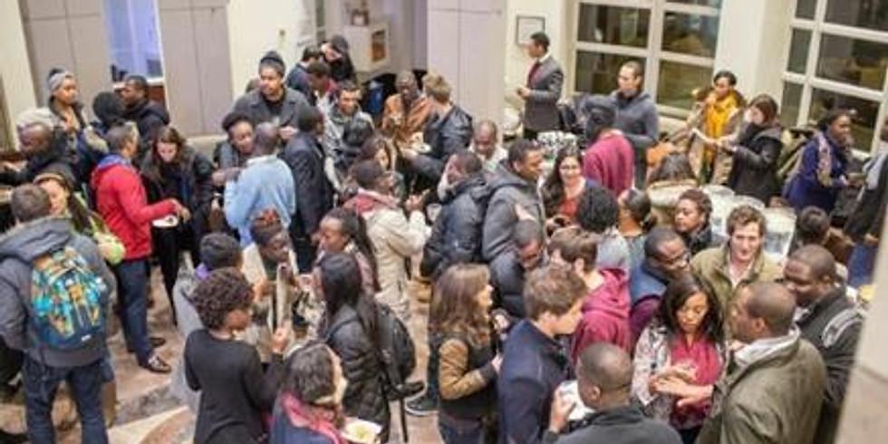 Alumni Reception with Prospective Students