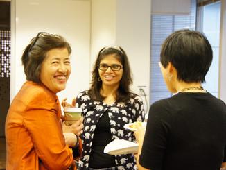 HKS alumni consult each other on their leadership dilemmas