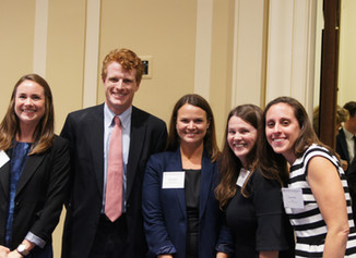 HKS Celebrates JFK@100 on the Capitol Hill