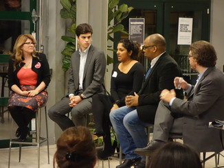 Hot Debate on Start Ups and Democracy