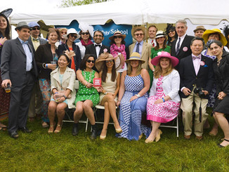 HKS Goes to the Races at the Virginia Gold Cup