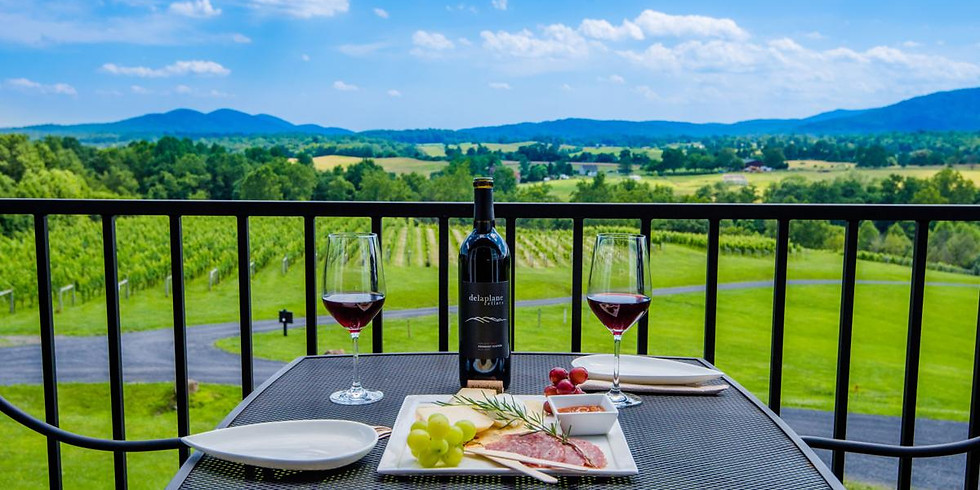 Virtual Wine Tasting - Sign Up by 2/19