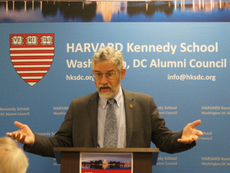 Dr. John Holdren Speaks on the Intersection of Science & Policy