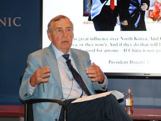 HKSDC hosts Graham Allison