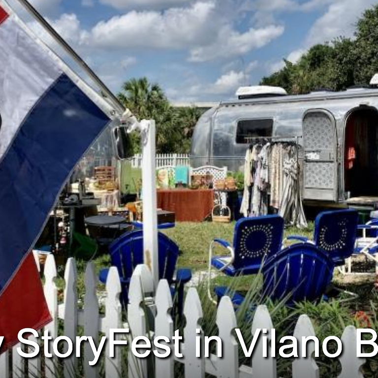 Family StoryFest at Vilano Beach