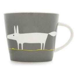 Scion Living Mr Fox Mug - Charcoal