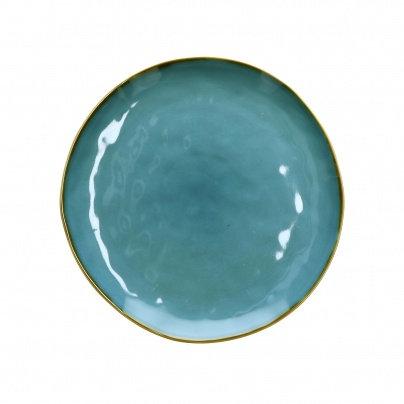 Concerto Blue 27cm  Plate