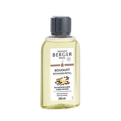 Maison Berger Amber Powder Diffuser Refill 400ml