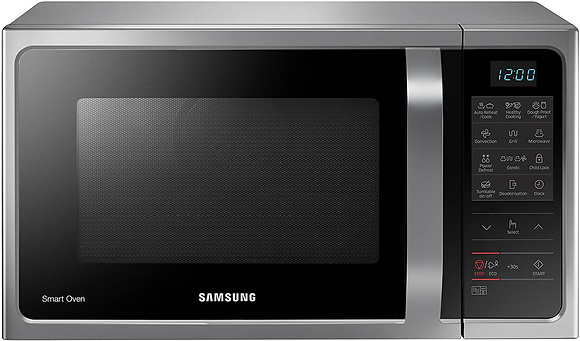 Samsung Convection Microwave Silver SAMMC28H5013AS