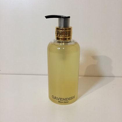 Saltworks Shower Gel 250ml  - Cavendish