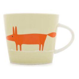 Scion Living Mr Fox Mug - Stone