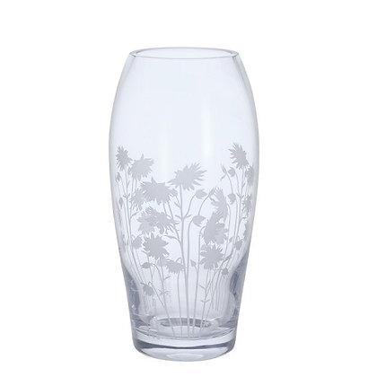 Dartington Crystal Bloom Aquilegia Vase