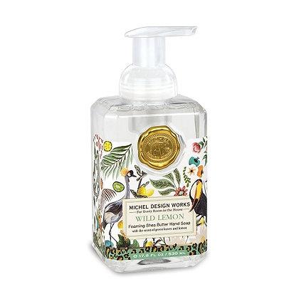 Michel Designs Foaming Hand Soap - Wild Lemon